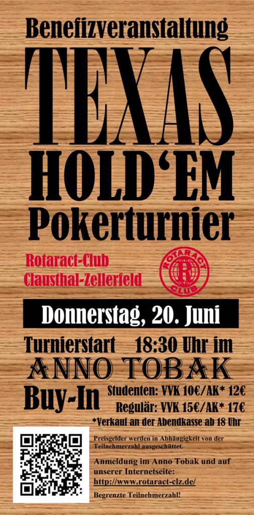 Pokerturnier 2013