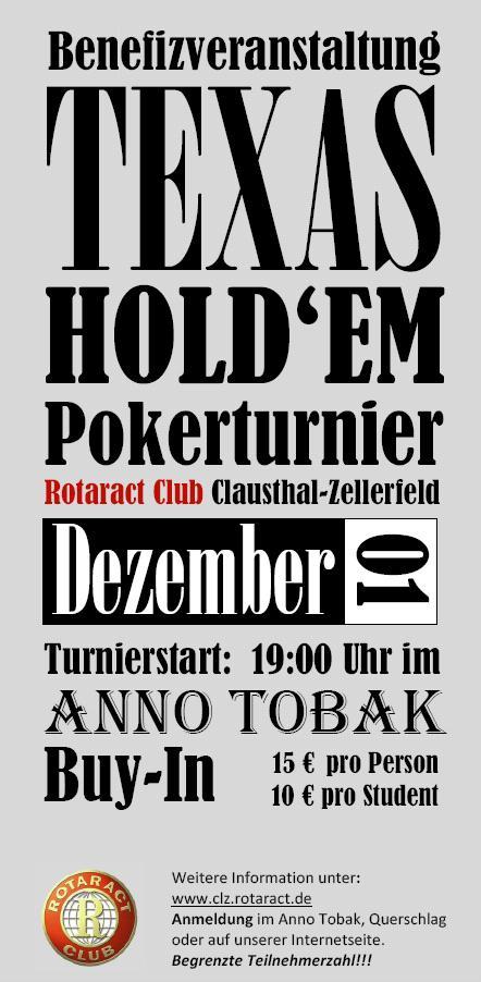Pokerturnier 2011
