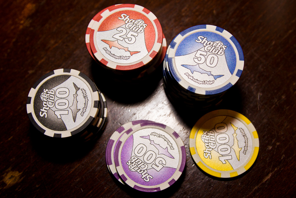 Fotos vom Pokerturnier (Sommer 2013)