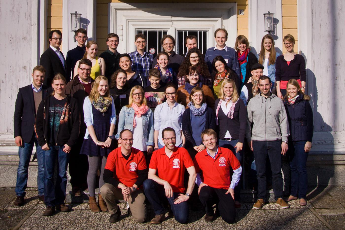 Distriktkonferenz in Clausthal