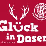 Glück in Dosen 2014: Mehr Helfer - mehr Glück!