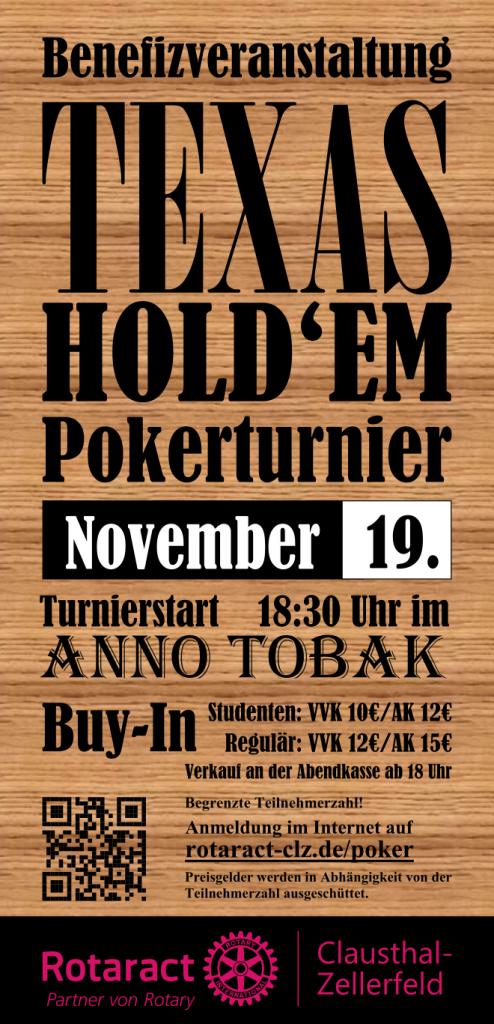 RAC-Pokerturnier 2015