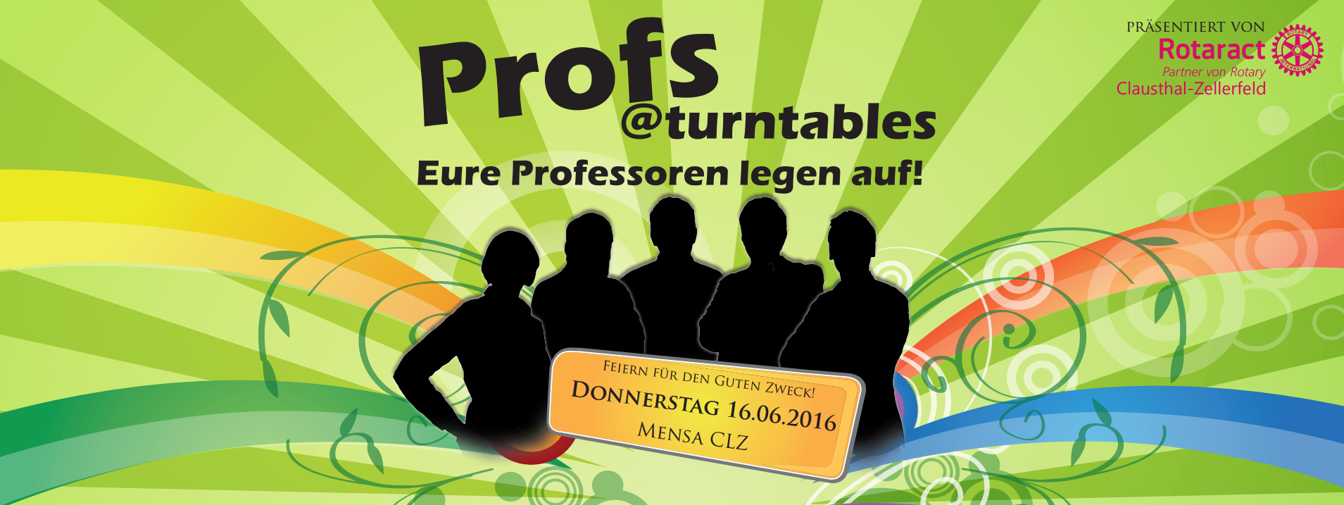 Profs@Turntables 2016