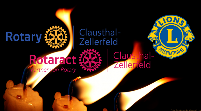 """Benefiz-Adventsstand gemeinsam mit Lions <span class=""""amp"""">&</span> Rotary"""