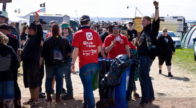 Helferinfos: Glück in Dosen 2017