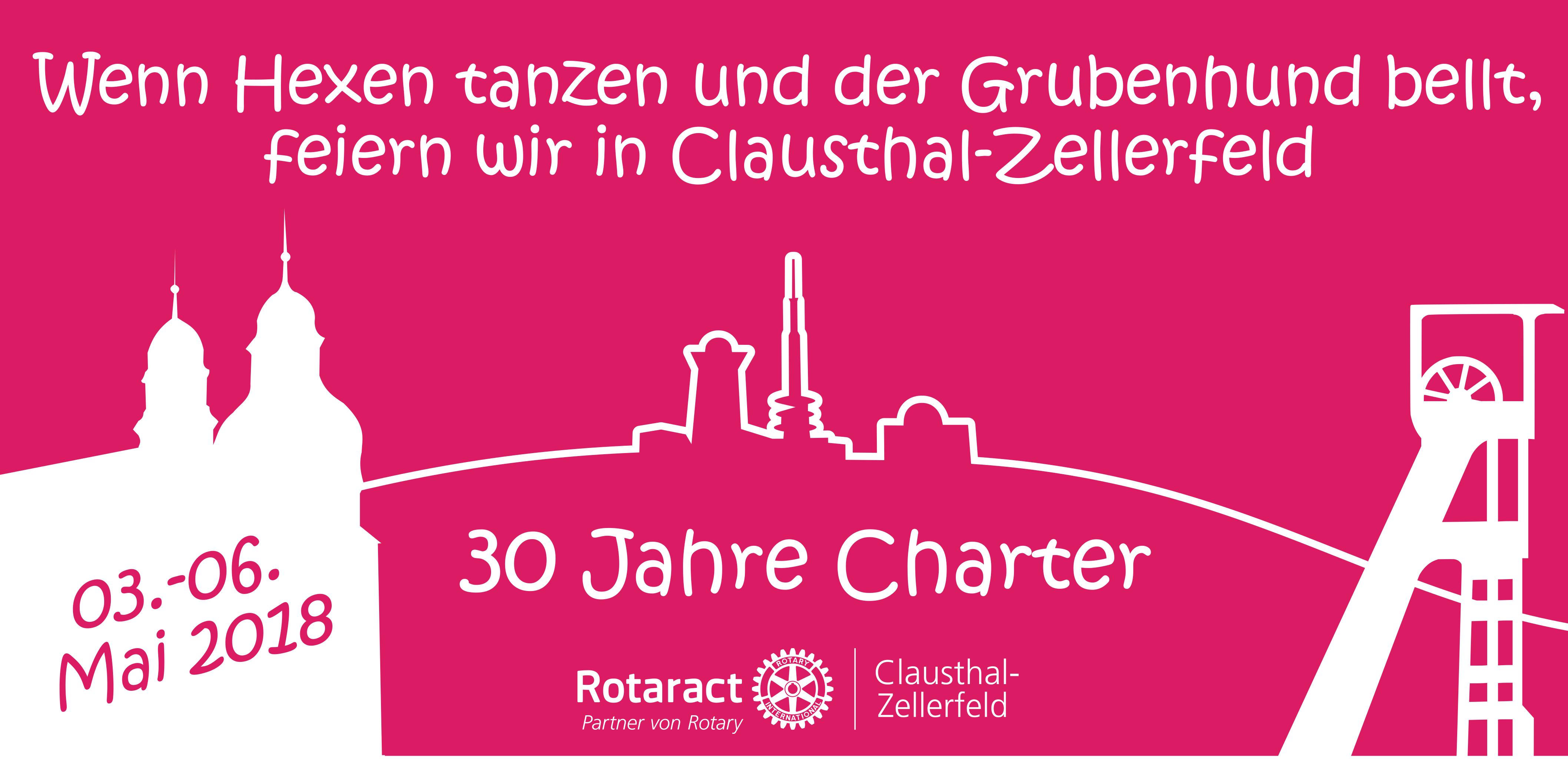 30 Jahre Charter