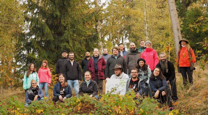 Erfolgreiche Distrikt-Aktion Hordengatterbau